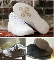 basketball bull - 2016 air retro X drake ovo PE white black men Basketball Shoes Charlotte Chicago Bull Over Broad way Ice Blue athletics Sneakers