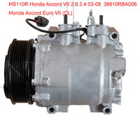Wholesale HS R ac compressor for Honda Accord Estate Wagon Euro VII CL RAAA01 RBA006