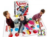 adult table games - TWISTER GAME Family Board Game Kid Adult Educational Toy Hot Fun Party Game