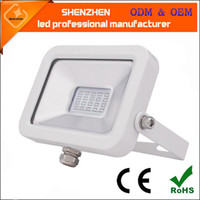 Wholesale 10w new hot ipad type led flood light housing floodlight shell suite led light shell suite led floodlight