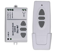 Wholesale Projection Screen Wireless Remote Controller Receiving Controller JW T02 MHz MHZ New Alishow