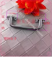Wholesale Luggage accessories repair luggage trolley handle of the plastic box handle