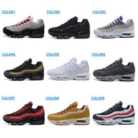 Wholesale Top qualty ESSENTIAL Anniversary men s air cushion running shoes High quality Factory outlet Maxs air cushion shoe Max Size