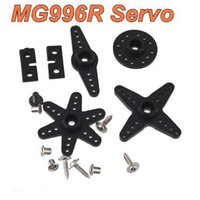 Wholesale hot Servos Digital MG996R MG996 Servo Metal Gear for truck Boat Racing Car Helicopter and Airplane