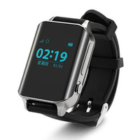 Wholesale GPS Tracker Watch Heart Rate Smart Bracelet Watch Heart Rate Monitor personal android and iOS tracker Multi mode locating