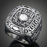 alabama band - 1978 National Football Alabama Crimson Tide National sale replica championship rings men jewelry STR0