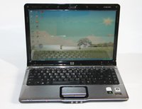 Wholesale brand H P intel duo core used laptop and cheap computer from really original famous brand with DVD ROM