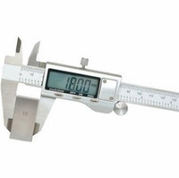 Wholesale High Quality mm inch LCD Digital Stainless Electronic Vernier Caliper Guage