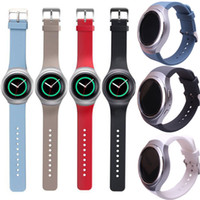 best quality watches for women - Feitong New Arrival Women Luxury Silicone Watch Band Strap For Samsung Galaxy Gear S2 SM R720 Best Quality