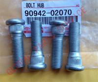 Wholesale Wheel Hub Bolt and Wheel Hub Nut Fit For Toyota Lexus Auto Cars Wheel Nut Wheel Bolt