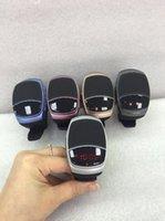 alarm clock hands - Bluetooth B90 Watch Speakers Within Display Screen Alarm Clock Hands free Selfie Photo Multi function TF Card VS B20 U8 DZ09 GT08 A1 Watch
