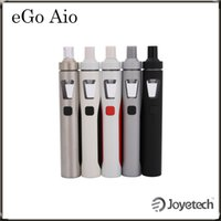 batteries capacity - Joyetech eGo Aio Kit with ml Capacity mAh Battery Anti leaking Structure and Childproof Lock All in one Style Kit Original