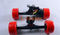 Wholesale Electric Skateboard Power System Electric Board Motor kit E board Truck With Motor Drive Electric Skate Single Motor Belt Drive