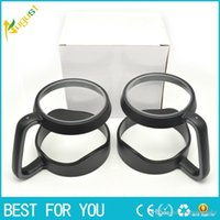 Wholesale Cup cars handle handle thermos mug handle cups easy to carry household bottle
