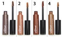 Wholesale Waterproof Mascara Dye Eyebrow Gel Enhancer Colors Eyebrow Mascara Cream Eye Brow Shadow Makeup Cosmetics Set Kit Make Up Kit