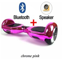 balance board roller - 2 Wheel Smart Balance Electric Scooter Hoverboard Skateboard Motorized Adult Roller Hover Standing Drift Board bluetooch speaker with UL ne