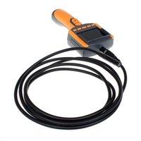 Wholesale 3 quot TFT LCD Diameter MM MM MM Length M M Portable Endoscopy Borescope Automotive Inspection Camera
