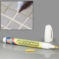 Wholesale Grout Tile Marker Repair Pen Practical Wall Tiles Floor Non Toxic Fix Tools