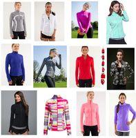 wholesale sports jackets - 2016 new arrival woman yoga Jackets hoodies dance sports wear