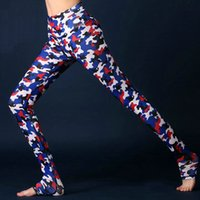 best yoga wear - Camo yoga pants Pilates exercise foot trousers Comfortable fitness training sport wear Best high waist women sportwear