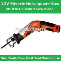 Wholesale 12V Power Tools V Electric Horsepower Saw SM with Saw Blade Sier Reciprocating Saw Electric Running Saw with CE GS