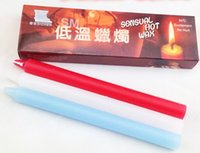 adult temperature - 3PCS Set Low Temperature Sex Candles Sex Toys For Couple Dripping Low Melting Point Bondage Candle Adult Games