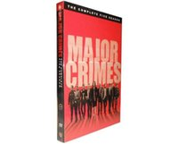 Wholesale Major Crimes Season DVD Factory Price Free DHL shipping