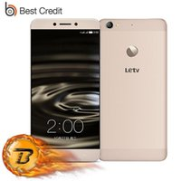 Wholesale Original Letv S s One S X500 LTE Mobile quot FHD G RAM cell phone Helio X10 Turbo Octa Core MP Fingerprint Fast charge