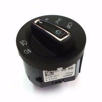 Wholesale Volkswagen OEM Original Auto Chrome Head Light Control Switch For VW Golf mk7 GG D