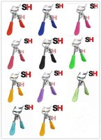 Wholesale Eyelash Curler Eyebrow tool colors eyelash curler colorful option easy to curl your eyelash longlasting High quality