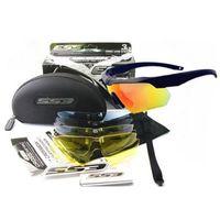 ballistic eyewear - SINAIRSOFT lens ESS Crossbow tactical goggles tactical ballistic shooting glasses outdoors original retail box Eyewear