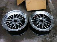 Wholesale new design auto parts alloy wheels alloy rim BBS CV3 CVT x112 for HONDA TOYOTA cars SDM ISO9001 TE37 HRE ROTIFORM