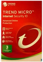 Cheap Hot sale 2015 2016 Trend Micro Internet Security 10 1year 3PC support all language
