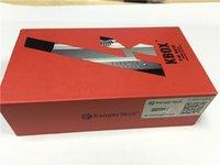 Wholesale 100 Original Kanger Kbox W Box Mod cheapest stock on sale subox mini Vapor Mods KBox w For Subtank Mini Nano Atomizer