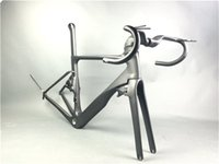Wholesale carbono road bike frame matte UD carbon weave bike frame paint is available