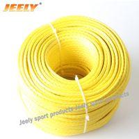 Wholesale M lb High Quality uhmwpe Fiber BRAID KITE LINE mm weave