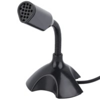Cheap 2015 New Original USB Stand Mini Studio Speech Mic Microphone Holder For PC Laptop Notebook Cheap holder suppliers