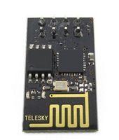 best transceivers - 2pcs Best Quality Telesky ESP8266 serial WIFI wireless module wireless transceiver ESP