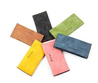 Wholesale Womens Wallets Famous Brand Designer Coin Credit Card Holder Leather Luxury Wristlet Short Small Money Clip Wallet