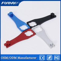 aluminum wrench set - CNC Aluminum Alloy Gopro Spanner wrench Combination lever Set Combination Spanner