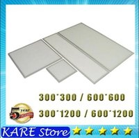 Wholesale Led panel light mm mm mm mm W W W W Led recessed downlight Ceiling fixtures Hi Bright indoor lighting