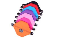 beauty purse - 12 colors Water Candy Cosmetic Bag Women Dumpling Cosmetic Case Waterproof Makeup Pouch Purse Beauty Handbag DHL