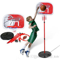 Wholesale Kids Toys Backboard Toys Kids Toys Hot Children Adjustable and Backboard Toys Kids Shooting Indoor and Outdoor Leisure Sports Toys