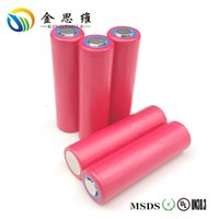 Wholesale Original ecig batteries battery GA mAh A C rechargeable batteries High Power lithium batteries thread battery