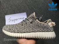 Cheap Adidas Yeezy Boost 350 Turtle Dove AQ4832 Mens Running Shoes Women Kanye West Yeezy 350 Yeezys Season Yezzy Sports Shoes With Original Box