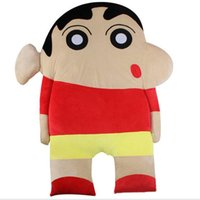 best new mattress - 2016 One Piece Japan Anime Crayon Shin chan Beanbag Huge Soft Stuffed Cotton Mattress Bed Sofa Tatami Best Gift