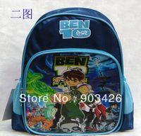 Wholesale by DHL UPS High Quality Ben Children s School Bag Rucksack Cartoon School Backpack G2315