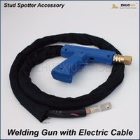 Wholesale Stud Spotter Accessory Welding Gun with Electric Cable GW