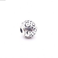 beads definition - 2016 New Real Sterling Silver Openwork Spiritual Definition Essence Charm Beads Only Fit Women Essence Charm Bracelets DIY Jewelry HE31