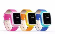 android locator - Smart Phone Watch Children Kid Wristwatch q60 GSM GPRS GPS Locator Tracker Anti Lost Smartwatch Child Guard for iOS Android